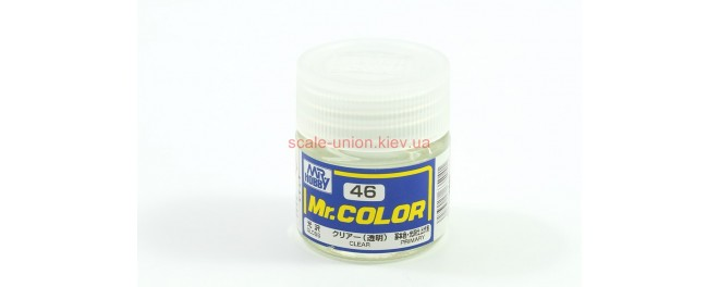 Mr.Color C046 Clear Gloss 10 мл.