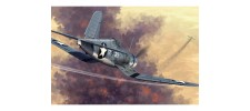 Hobbyboss 80381 Истребитель F-4U-1 Corsair Early